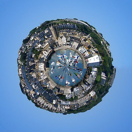 Planet St Ives by snowingindoors