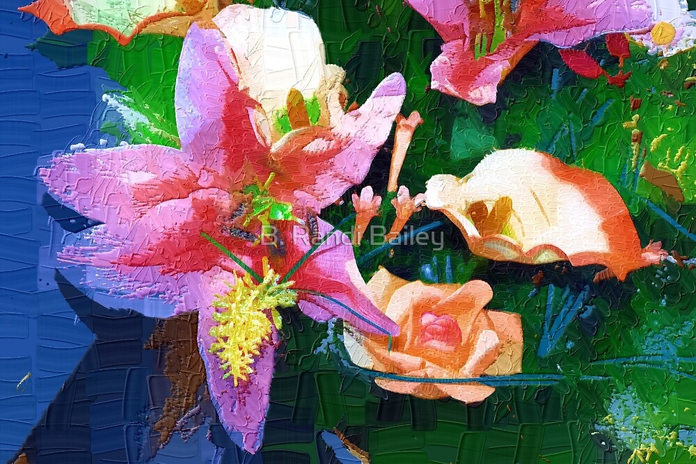 Flower collection by ♥⊱ B. Randi Bailey