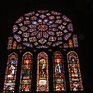Stained Glass by HelenBanham