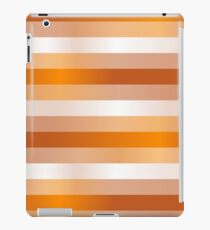 Tri color Stripes iPad Case/Skin