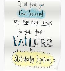 Statistical Motivation Poster