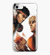STREET FIGHTERS iPhone Case/Skin