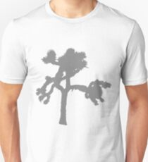 The Joshua Tree (white) Unisex T-Shirt