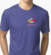 THRUSH Tri-blend T-Shirt
