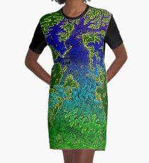 Triumph Graphic T-Shirt Dress