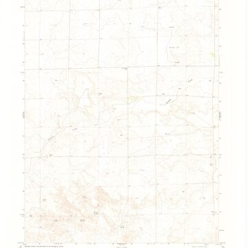 USGS TOPO Map Colorado CO Dolan Spring 400565 1977 24000 by wetdryvac