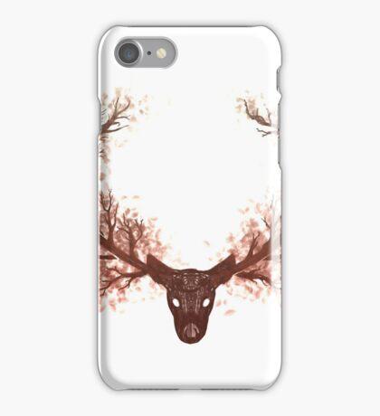 The Deer Tree iPhone Case/Skin