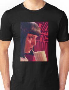 Mia Wallace Milkshake Unisex T-Shirt