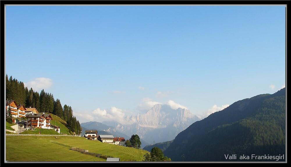 Dolomites Bliss by Valli  aka Frankiesgirl