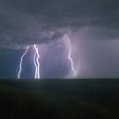 Roebuck plains lightning  by Elliot62
