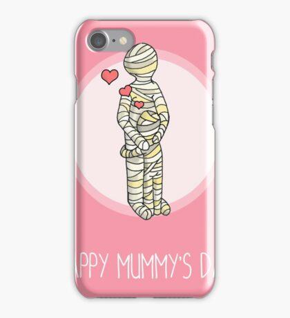 Happy Mummy's Day iPhone Case/Skin