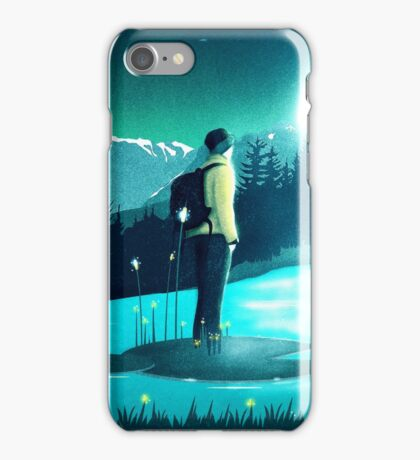 Lost in the Moment iPhone Case/Skin