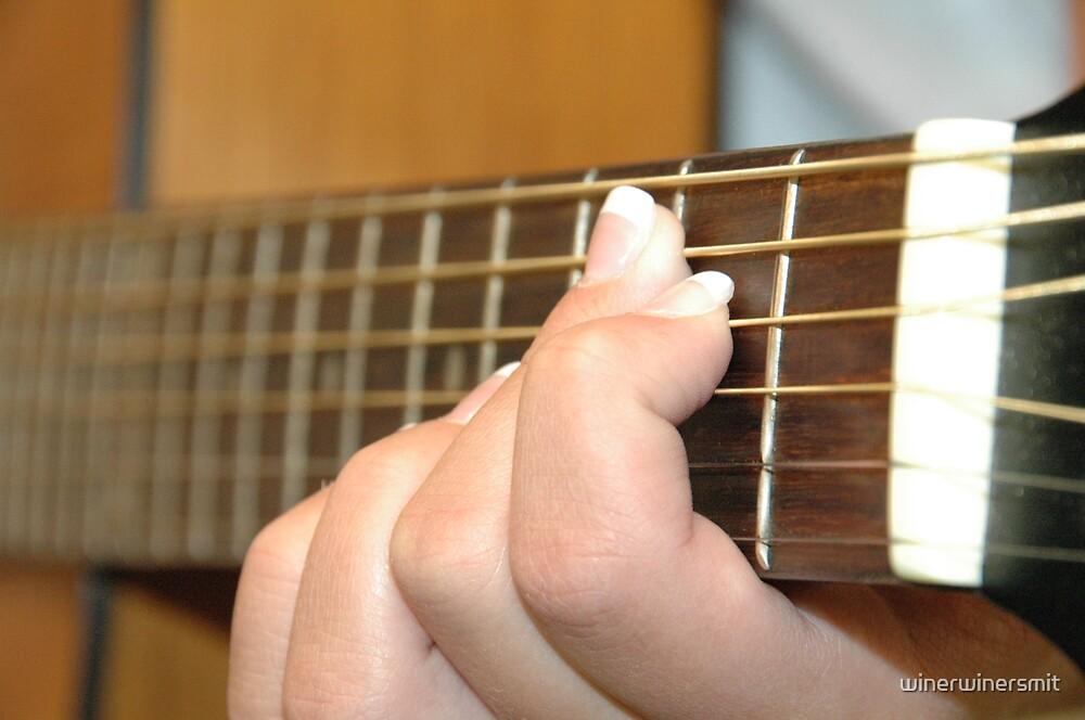 guitar by winerwinersmit