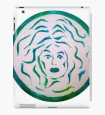 Madame Leota Circular iPad Case/Skin