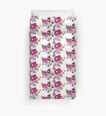 Super Bomberman R - Bomberman and Friend!  Duvet Cover
