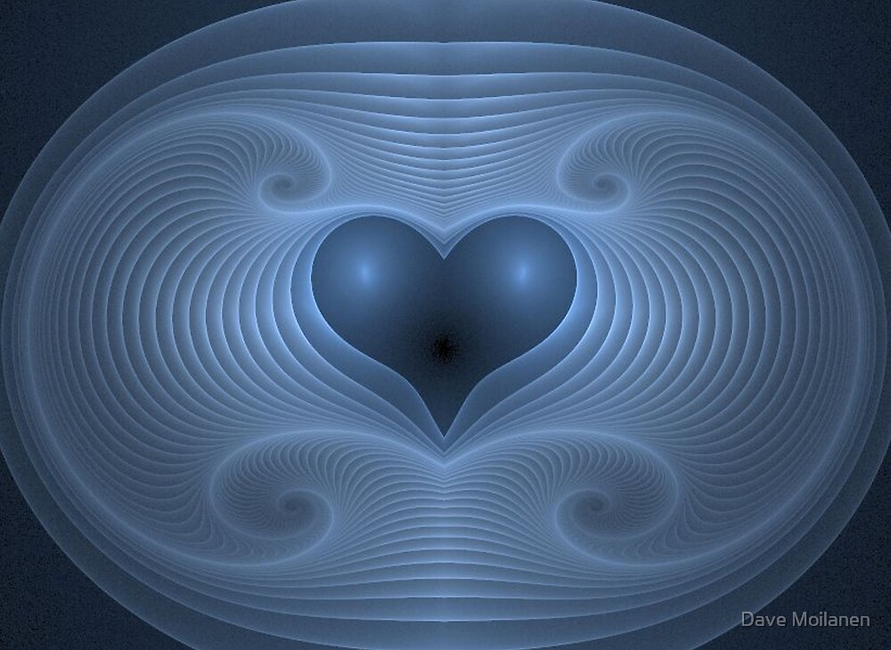 Love Is Blue by Dave Moilanen