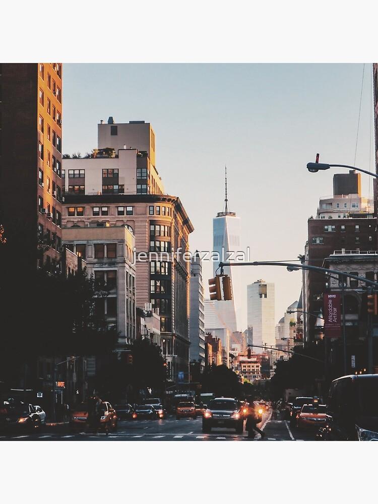 NYC von jenniferzalzal