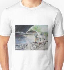 J15 564 Leaving Sheringham Unisex T-Shirt
