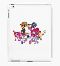 Super Bomberman R - Bomberman and Friend!  (Logo) iPad Case/Skin
