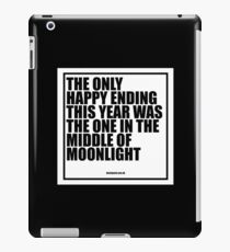 Jimmy Kimmel - Middle of Moonlight  iPad Case/Skin