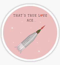 Logan - true love Sticker