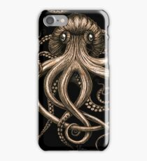 Bronze Kraken iPhone Case/Skin