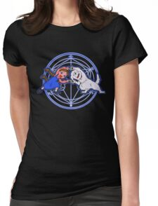 Fullmetal Fusion Ha Womens Fitted T-Shirt