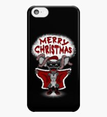 Flashing Through The Snow (B/W with text) iPhone 5c Case