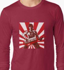 Keytar Rambo  Long Sleeve T-Shirt