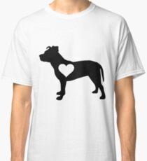Pittie Love Classic T-Shirt