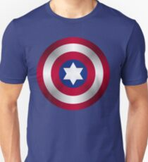 Truth & Justice (Jewish Cap Shield for DB) Unisex T-Shirt