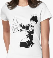 Cool Mob Psycho Women's Fitted T-Shirt