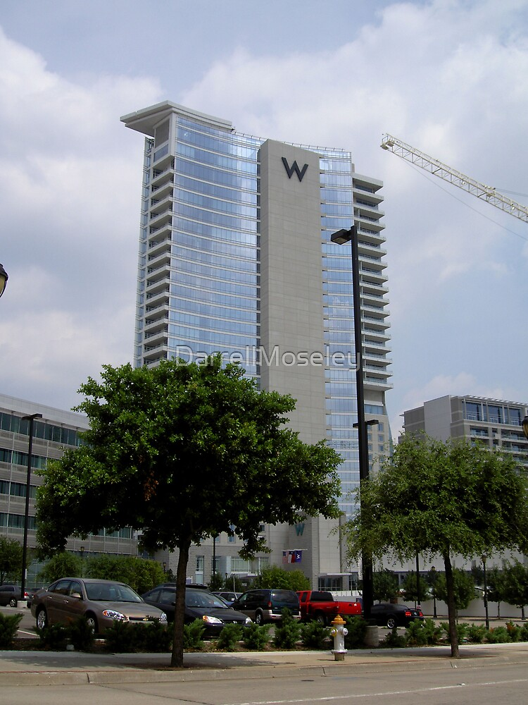 THE W by DarrellMoseley