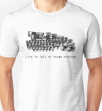 Choices Slim Fit T-Shirt