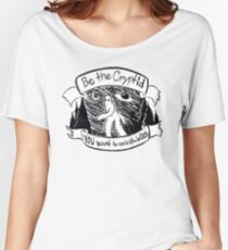 Be the Cyptid Women's Relaxed Fit T-Shirt