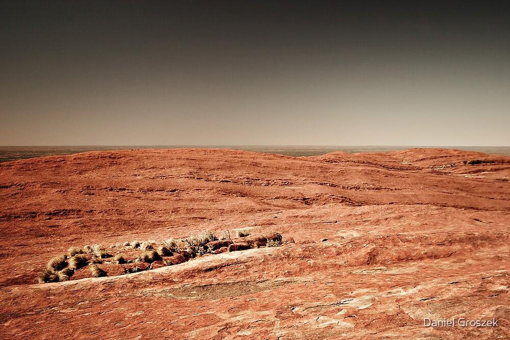 The Rock by Daniel Groszek