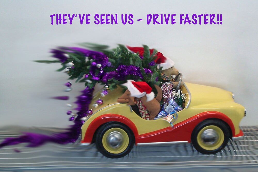 Drive Faster by BUWP