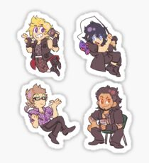 FFXV sticker set ! Sticker