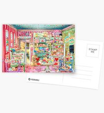 The Little Cake Shop Postcards