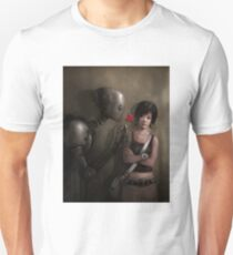 Robot In Love T-Shirt