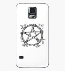 Pentagram. Talisman, elemental symbol. Case/Skin for Samsung Galaxy