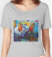 Longing Women's Relaxed Fit T-Shirt
