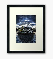 Hope Under Glass Framed Print