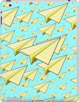 Paper Airplane 10 by YoPedro