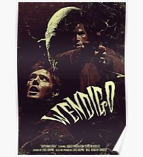Supernatural - Wendigo Poster Poster