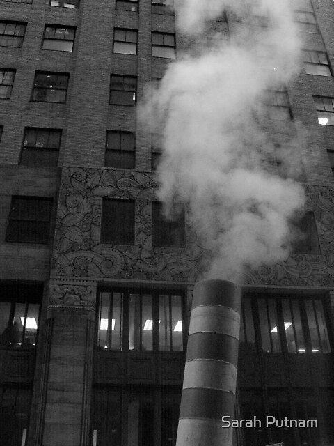 New York City Life by Sarah Putnam