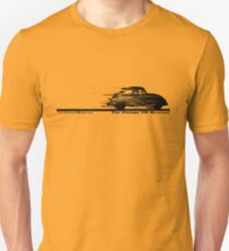 Classic VW BuGs Speedy Beetle The Vintage VW Movement Unisex T-Shirt