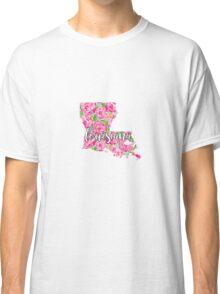 Louisiana Lilly Classic T-Shirt