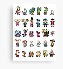 Nicktoons  Canvas Print