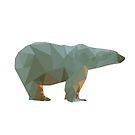 Polar Bear by Tangldltd